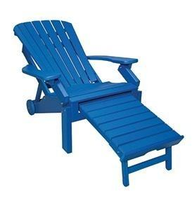 Oceanside Reclining/Pullout Adirondack
