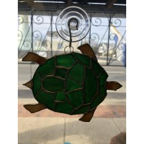 Turtle (small) Stained Glass