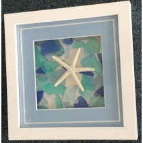 8x8 Starfish Frame Picture