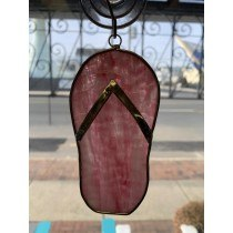 Flip Flop Stained Glass
